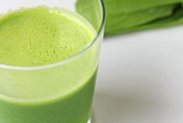 Bok Vhoy Green Juice by In Sonnet's Kitchen