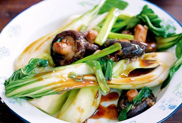6 great recipes with bok choy