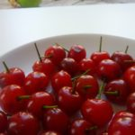 Amareno cherries