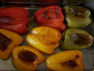 roasting peppers 320