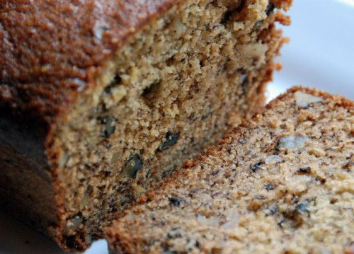 whole wheat banana bread 2