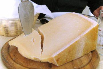 parmesan modena