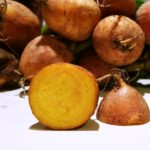 golden beetroots